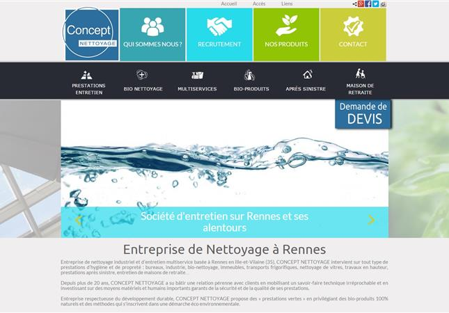 e-comouest Internet professionnel