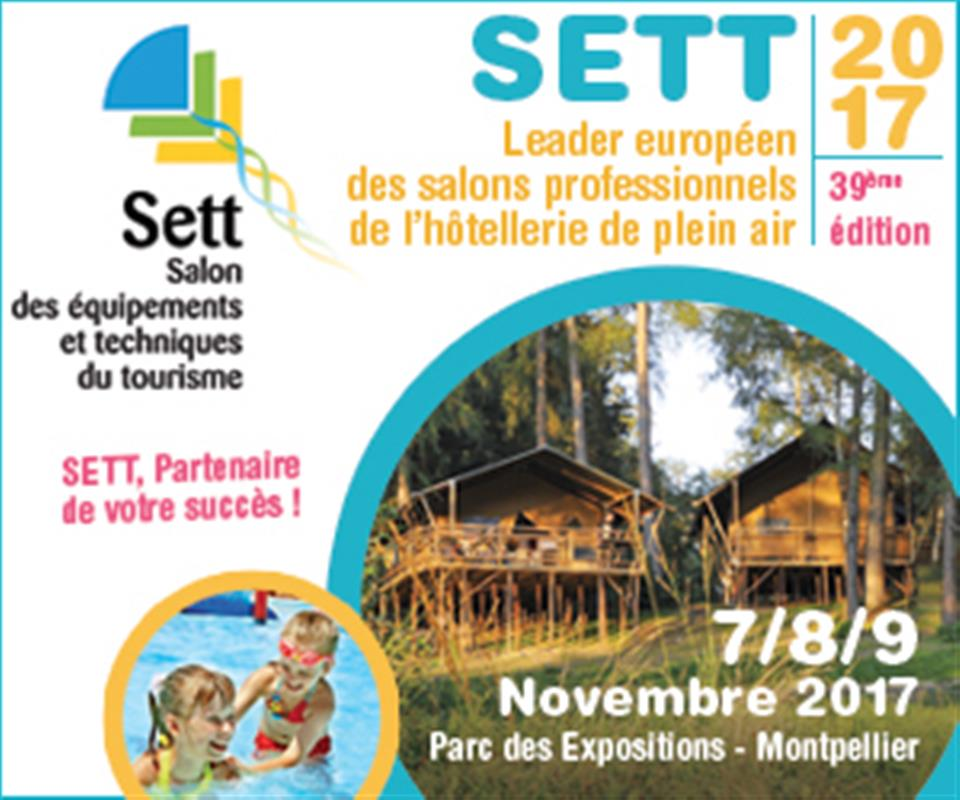 Sett montpellier les actualit s du web e comouest for Salon sett 2017